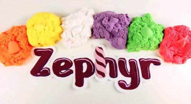 Пластилин Zephyr